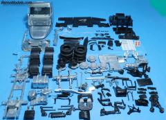 DAF XF sc euro 6  6x2  kit