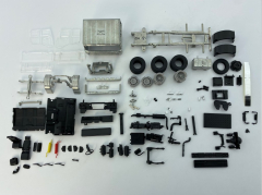 DAF 3300 low roof 4x2 tractor kit