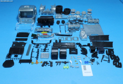 Scania 4serie laagdak 4x2 kit extra acc