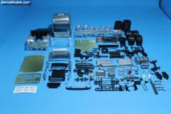 Scania R6 Streamline Topline 6x2 twinsteer kit