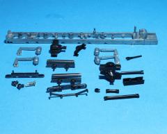 DAF XF/CF basic multi chassis kit