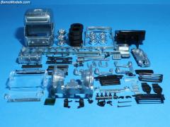 Scania R6 Stream LTL motorwag  multi chassis 6x2