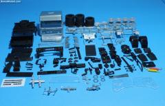 DAF 3300 SC 6x2 trekker kit