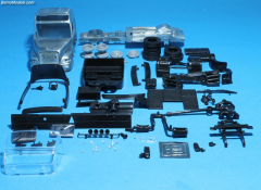 Volvo NH GL 10/12 4x2 kit Liontoys