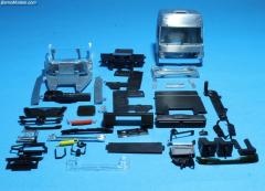 Mercedes Actros LH MP03 cabin kit