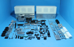 Volvo FH04 Globetrotter combi 2x8meter tautliner kit