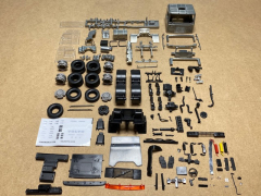 Volvo F10/12 medium cab 6x4 kit