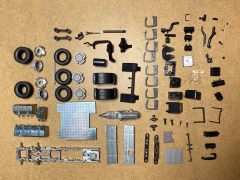 Volvo FH3 chassis kit 4x2