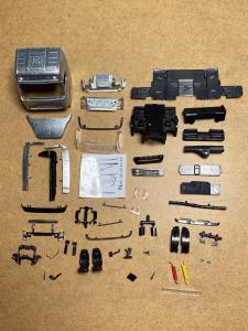 Volvo FH3 globetrotter cabine kit