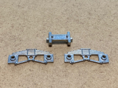Multi chassis leaf suspension set