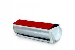 Asphalt container