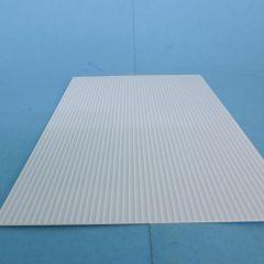 kunststofplaat 30x15cm  plankbreedte 3,2mm (4544)