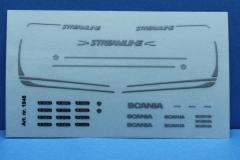 Sticker set Scania R6 Streamline