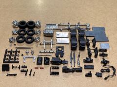Scania Chassis trekker kit 6x2 sleepas