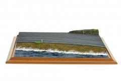 Diorama ocean drive