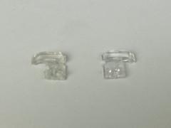 Daf XF105 koplamp glas link en rechts