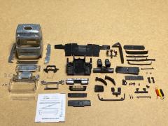 Volvo FH03 cabin kit Globetrotter XL