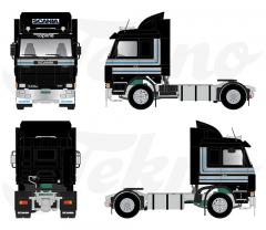T.B.P. Scania 143M-470 Topline 4x2