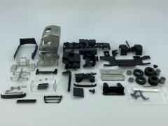 Liontoys Volvo FH04 Globetrotter XL 4x2 (LHD) kit