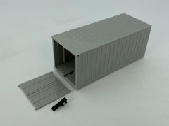 20 ft container (Tekno old)