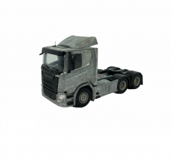 Scania N.G. R-serie low cabin long 6x2 chassis kit