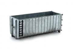 40m3 waste container kit