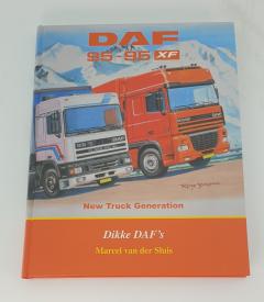 Boek Dikke DAF's