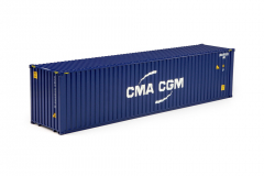 T.B. 40ft container CMA-CGM
