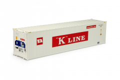 T.B. 40ft Koel container K-Line