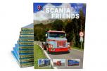 Book Scania Friends Edition 1 - ( English version )