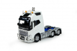 Volvo Down Under blue chassis