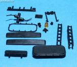 Scania torpedo accessories set