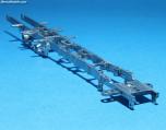 Chassis rigid 6x2 long wb=108mm Scania L torpedo