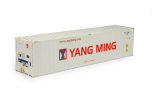 T.B. 40ft Koel container Yang Ming