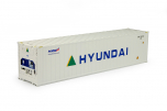 T.B. 40ft Koel container Hyundai