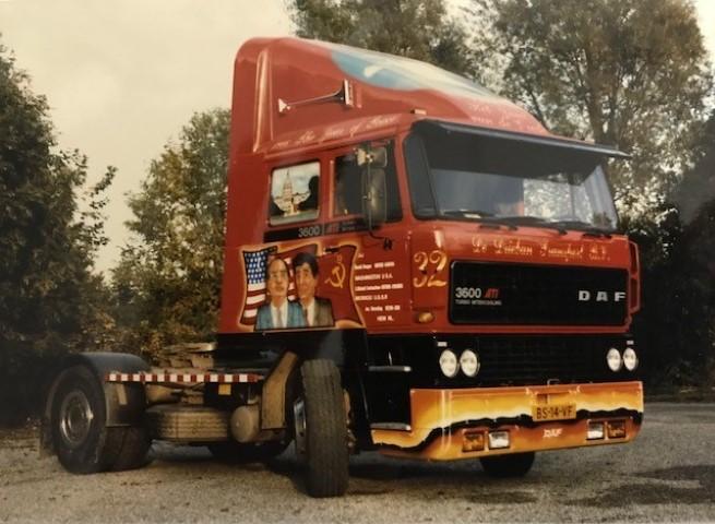 De Drieban - Truckstar Legends