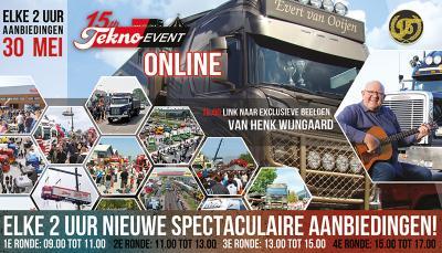 Tekno event Online