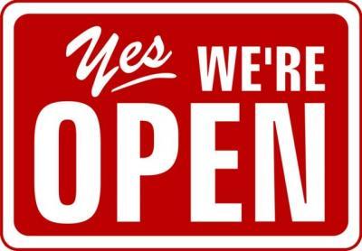 Aanstaande zaterdag gaat onze shop in De Lier weer open!