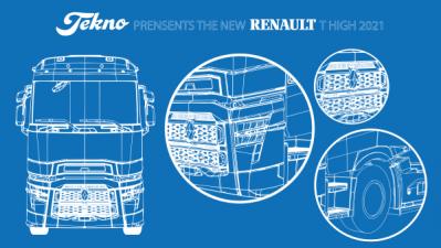 De nieuwe Renault T high